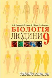 ГДЗ Біологія 9 клас С.В. Страшко, Л.Г. Горяна, В.Г. Білик, С.А. Ігнатенко (2009 рік)